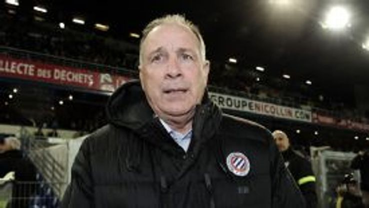 Jean Fernandez took over at Montpellier in the summer.