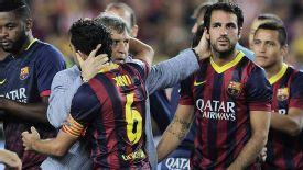Xavi insists the Barcelona squad are fully behind Gerardo Martino.