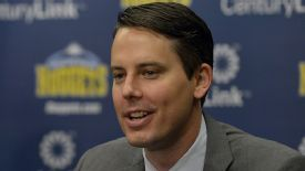 Josh Kroenke is also the president of the Denver Nuggets basketball team.