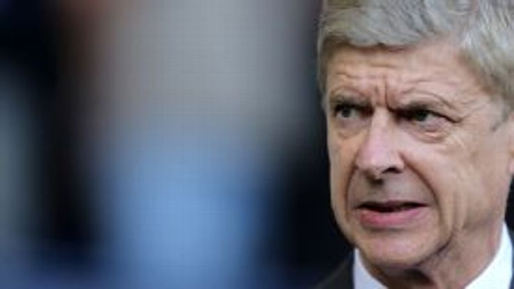 Arsene Wenger is due to be out of contract at the end of the season.