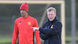 Rio Ferdinand has questioned David Moyes' methods.