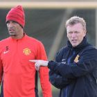 Rio Ferdinand has questioned David Moyes' methods.