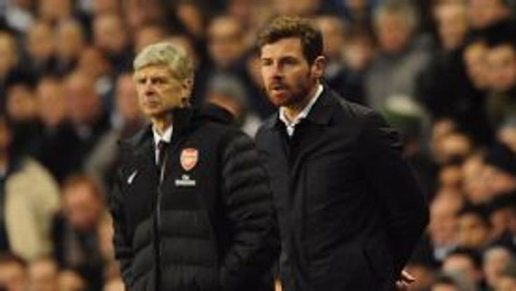 Arsene Wenger and Andre Villas-Boas are set to go head to head in a North London derby in the third round in January.