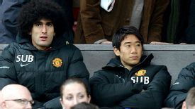 Shinji Kagawa has to have his stomach pumped.
