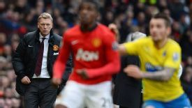 Moyes has overseen two league defeats at Old Trafford over the past week.