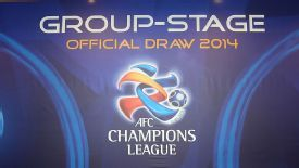 The 2014 AFC Champions League draw took place in Malaysia on Tuesday.