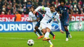 Aleksandar Kolarov goal Bayern Munich vs. Manchester City