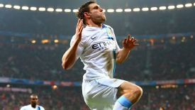 James Milner was Manchester City's unlikely match-winner against Bayern Munich.