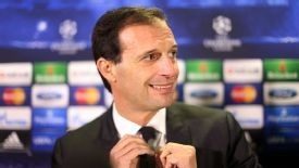 Massimiliano Allegri is under pressure to see Milan through to the knockout stages.