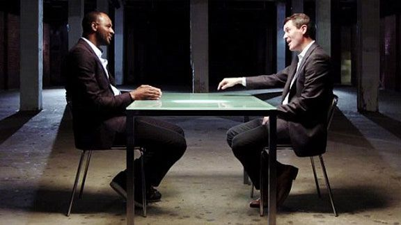 Roy Keane and Patrick Vieira came face to face on camera to discuss the feisty rivalry that characterised their time together in the Premier League.