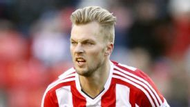Seb Larsson is out of contract at the end of the season.