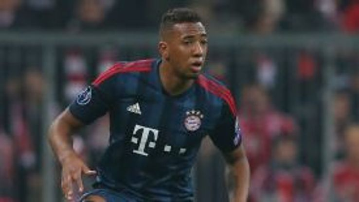 Jerome Boateng joined Bayern from Manchester City in 2011.