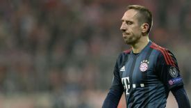 Franck Ribery had initially been favourite to claim the Ballon d'Or.
