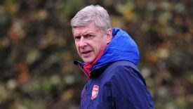 Arsene Wenger is confident his side can secure a positive result at Manchester City.