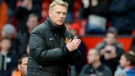 David Moyes Manchester United vs. Newcastle