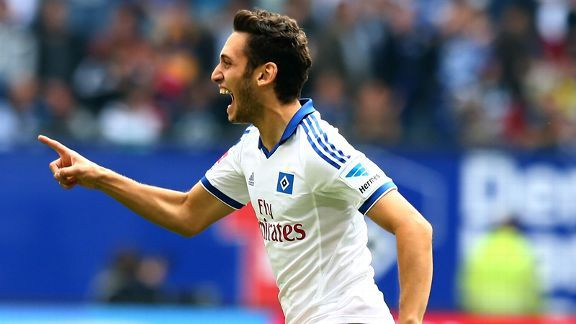 Hakan Calhanoglu has impressed this season.