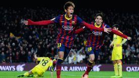 Barca dispute Neymar deal investigation