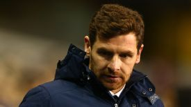 Andre Villas Boas' Tottenham side lost 5-0 against Liverpool in the Premier League.