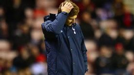 Andre Villas-Boas has suffered a whirlwind period in charge at Spurs.