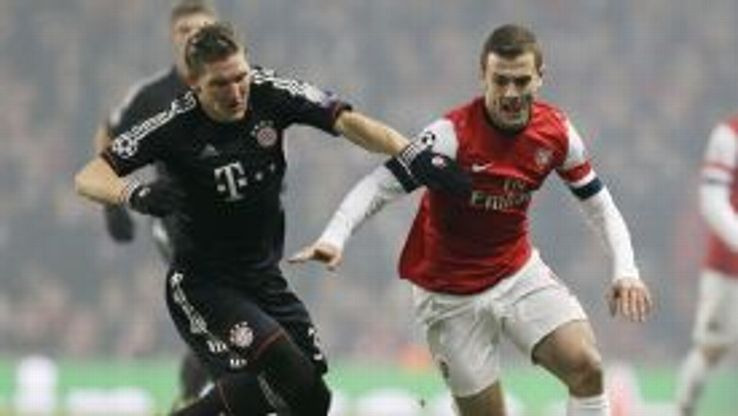 Bayern and Arsenal will meet in the last 16 for the second season in a row.