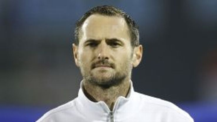 Josip Simunic has been punished for leading the Croatian fans in chants associated with a pro-Nazi regime in the country.