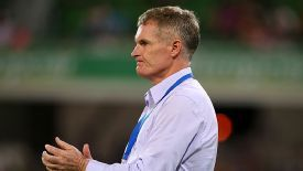 Alistair Edwards has been sacked by Perth Glory.