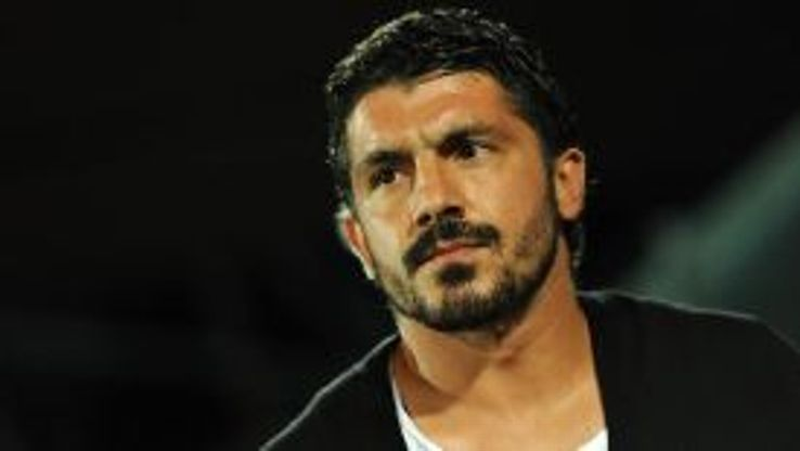Gattuso won two Champions Leagues and two Serie A titles during his 13 years at Milan.