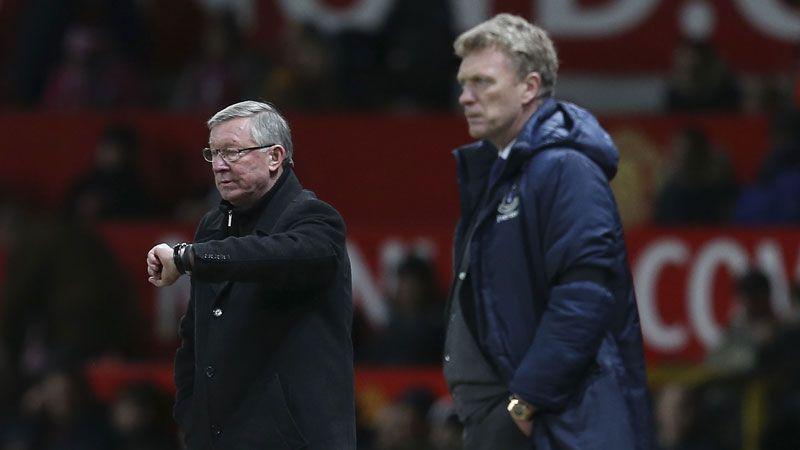 Sir Alex Ferguson, David Moyes