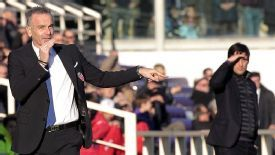 Stefano Pioli is urging his players to work hard.