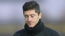 Real Madrid are also reported to be keen to sign Robert Lewandowski.