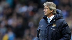 Manuel Pellegrini has yet to win a major trophy since leaving South America.