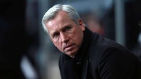 Newcastle manager Alan Pardew will hope to add reinforcements to his squad during the January transfer window.