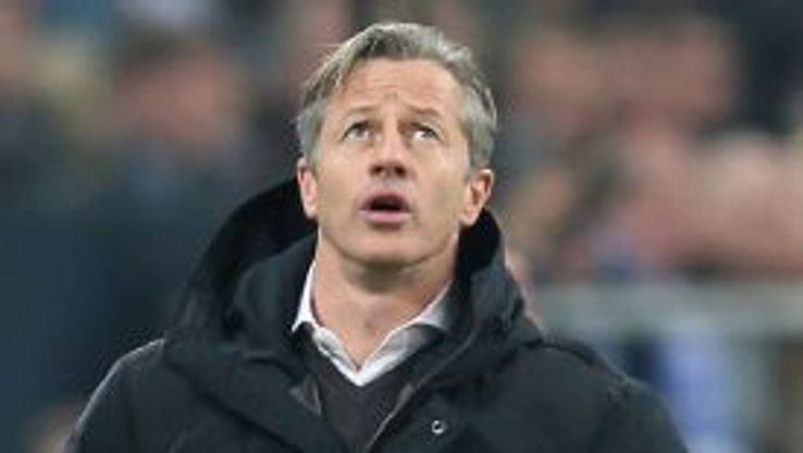 Jens Keller has seen his position come under scrutiny in recent weeks.