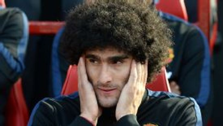 Marouane Fellaini has proved a major disappointment since his switch from Everton on deadline day.