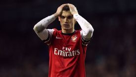 Thomas Vermaelen has endured a miserable 2013.