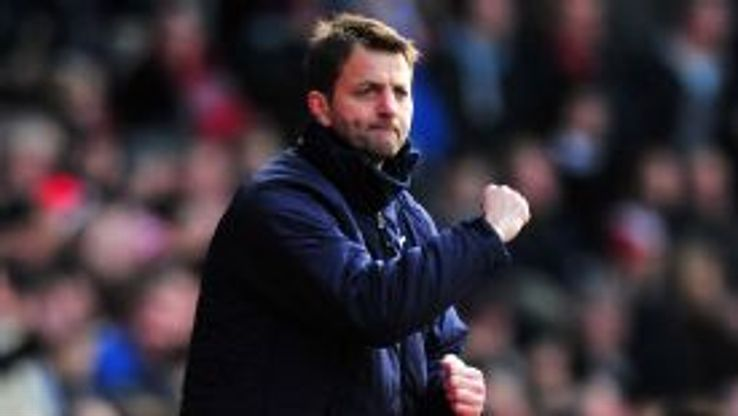 Tim Sherwood led Tottenham to a 3-2 Premier League win against Southampton.