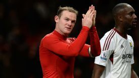 Wayne Rooney put in a fine display against West Ham on Saturday.