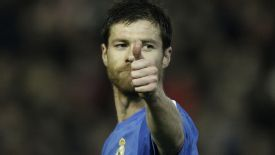 Xabi Alonso was again a key figure for Real Madrid as they defeated Valencia on Sunday.