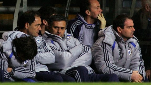 Jose Mourinho  was not happy with such a high scoring game.