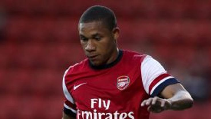 Wellington Silva is hoping to be ready to play for Arsenal in the 2014-15 season.