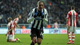Loic Remy set Stoke on their way to a come-from-behind victory over Stoke City.