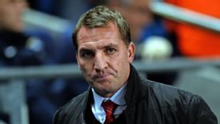 Brendan Rodgers shifted the attention squarely onto the referee after Liverpool's defeat.