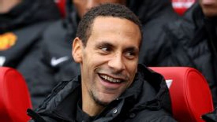 Rio Ferdinand has fallen out of favour of late.