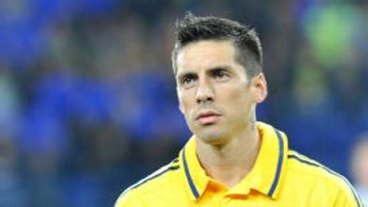 Jose Sosa signed for Metalist Kharkiv from Napoli in 2011.