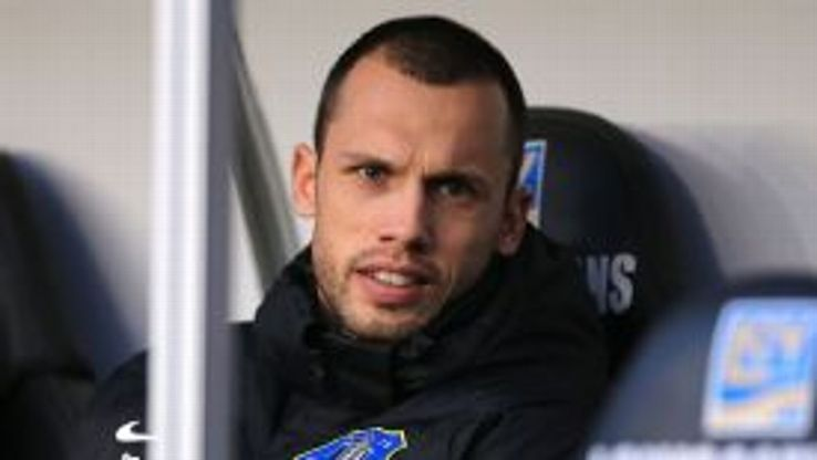 John Heitinga has struggled for first-team opportunities under Roberto Martinez.