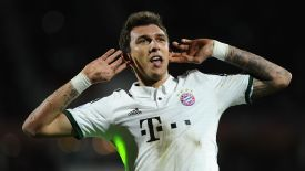 Mario Mandzukic has been linked with a move to Juventus.