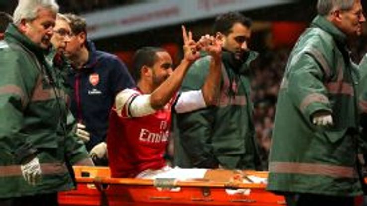 Theo Walcott appears certain to miss his second successive World Cup.