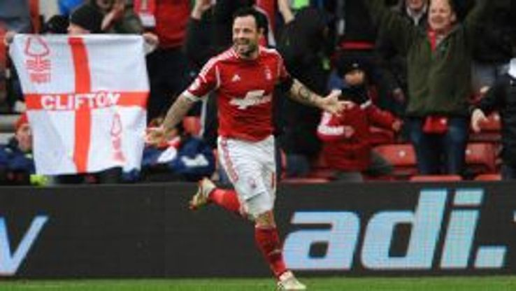 Andy Reid has been in excellent form for Forest this season.