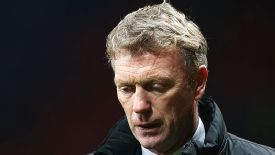 Pressure mounts on David Moyes after the FA Cup defeat to Swansea.