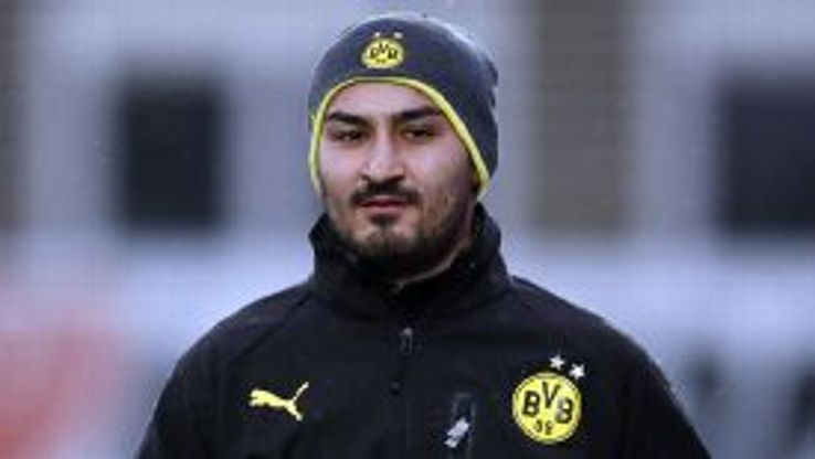 Ilkay Gundogan has been strongly linked with Real Madrid.